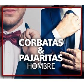 CORBATAS & PAJARITAS HOMBRE